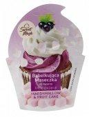 Marion Sweet Mask Bąbelkująca Maseczka do twarzy liftingująca Marshmallow&Fruit Cake 6g