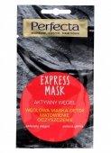 Perfecta Express Mask Węglowa Maska-Detox   8ml
