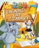 234 zagadki, gry i zabawy