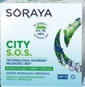 SORAYA*CITY Krem dzień sk.n.m.&