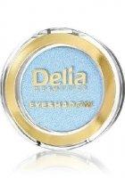 Delia Cosmetics Soft Eyeshadow Cien do powiek 10 niebieski  1szt