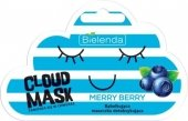 BIEL*CLOUD MASK  Maseczka bąbelk. Merry Berry