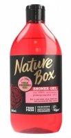 Nature Box Pomegranate Oil Żel pod prysznic nawilżający  385ml