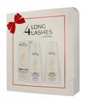 Long 4 Lashes Zestaw prezentowy (szampon 200ml+odżywka 200ml)