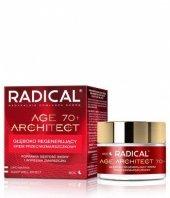 Farmona Radical Age Architect 70+ Głęboko regenerujący Krem przeciwzmarszczkowy na noc  50ml