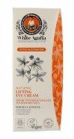 Biała Agafia Naturalny Krem pod oczy liftingujący 50+  50ml