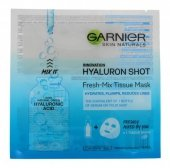 Garnier Skin Naturals Tissue Mask Maska na tkaninie Hyaluron Shot  33g