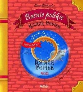Baśnie polskie Książę Popiel + CD