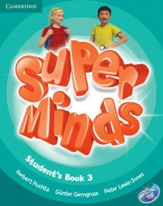 Super Minds 3 Student's Book with DVD-ROM