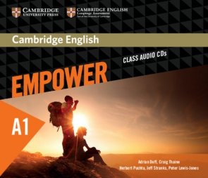 Cambridge English Empower Starter Class Audio CD
