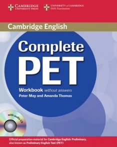 Complete PET Workbook without answers + CD