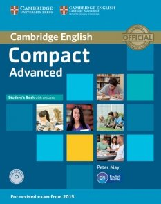Compact Advanced Student's Book with Answers + CD