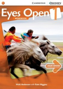 Eyes Open 1 Workbook with Online Practic