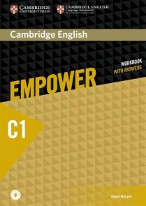 Cambridge English Empower Advanced Workbook with answers