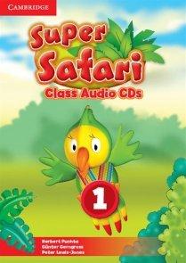 Super Safari  1 Class Audio 2CD