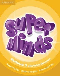 Super Minds 5 Workbook with Online Resources