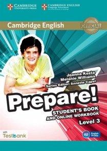 Cambridge English Prepare! 3 Student's Book