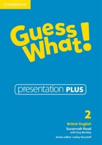 Guess What! 2 Presentation Plus DVD