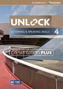 Unlock  4 Listening and Speaking Skills Presentation Plus