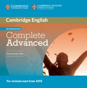Complete Advanced Class Audio 2CD