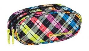 Saszetka podwójna owalna CoolPack Academy Colour Check