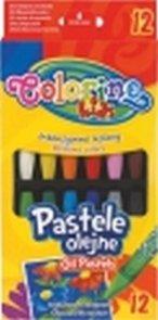 Pastele olejne Colorino Kids 12 kolorów
