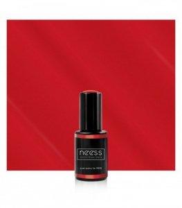 NEESS Lakier hybrydowy 7426 Czerwony to RED  4ml
