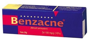 BENZACNE 10% żel 30g