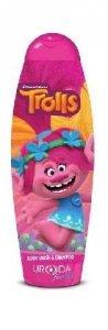 Bi-es Disney Żel pod prysznic 2w1 dla dzieci Trolls Poppy 500ml