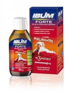 IBUM Forte 0,2g/5ml zawiesina 100g