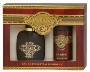 La Rive La Rive for Men Cabana Zestaw/edt90ml+deo150ml/