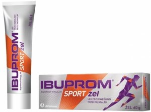 Ibuprom Sport Żel 60 g