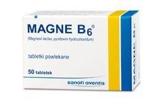 MAGNE B6 x 50 tabletek