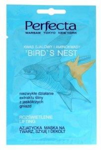 Perfecta Azjatycka Maska na twarz,szyję i dekolt Bird's Nest  10ml
