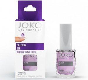 Joko Manicure Salon Odzywka do paznokci regenerujaca w zelu Calcium  10 ml