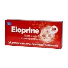 Eloprine, 500mg tableki 50 szt