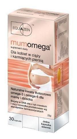 MUMOMEGA x 30 kapsułek