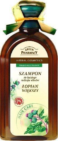 Green Pharmacy Szampon do wlosow Lopian