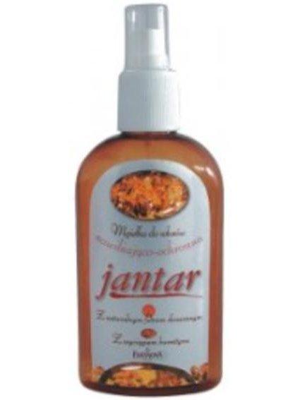 Farmona Jantar Mgielka do włosów nawilżająco-ochronna z wyciągiem z bursztynu i filtrami UV 200 ml