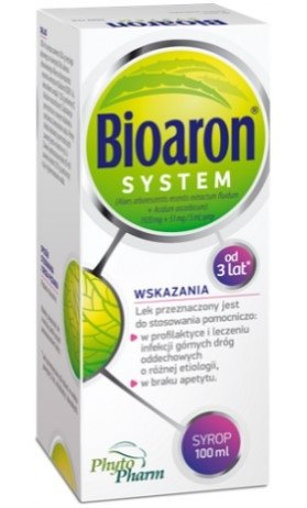 BIOARON C (Bioaron System) syrop 100ml