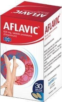 AFLAVIC 600mg x 30 tabl.