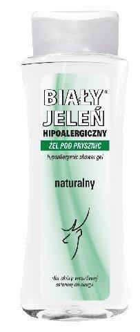 Bialy Jelen Zel pod prysznic hipoalergiczny Naturalny