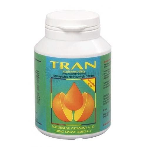TRAN 500 mg x 150 kapsułek
