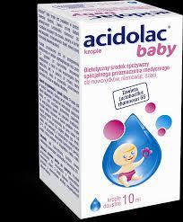 ACIDOLAC BABY KROPLE 10ml