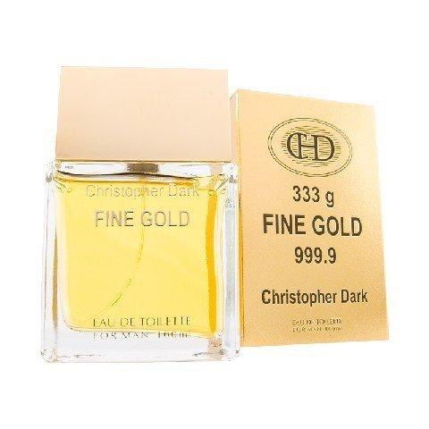 Christopher DarkMen Fine Gold  Woda toaletowa  100ml&