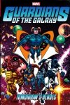 GUARDIANS OF THE GALAXY TOMORROWS HEROES OMNIBUS HC