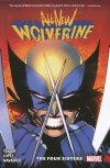ALL-NEW WOLVERINE VOL 01 THE FOUR SISTERS SC