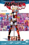 HARLEY QUINN REBIRTH DELUXE EDITION VOL 03 HC
