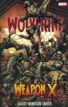 WOLVERINE TP WEAPON X NEW PTG *