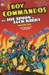 BOY COMMANDOS VOL 01 HC